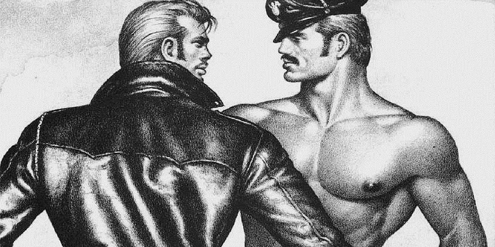 10 Queer Erotic Artists Inspired by the Legendary Tom of Finland