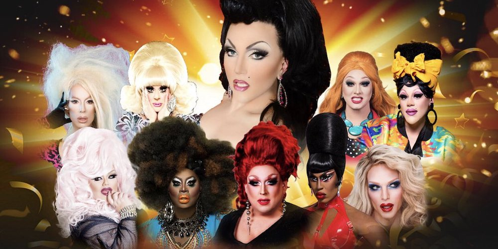 A TV Smackdown: For the First Time Ever, Drag Culture Comes to Pay-Per-View