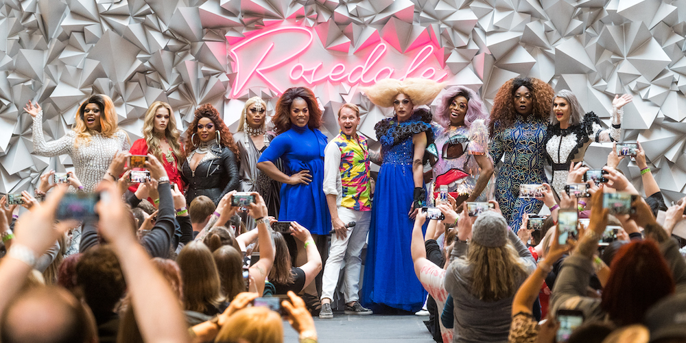 The Christian Right Protested a Mall Drag Show, But That Didn't Stop This Groundbreaking Event