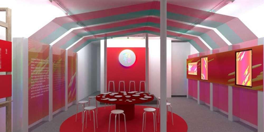 同婚元年婚姻平權大平台和旅美台灣藝術家,攜手打造台式喜宴與同志人權展