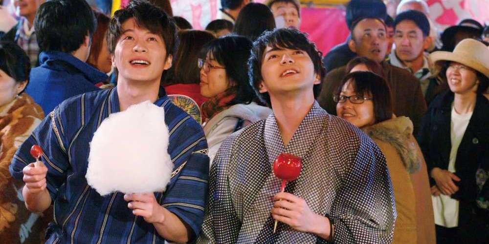 田中圭《大叔之愛電影版》爆笑回歸 自揭林遣都「幹勁滿到溢出」
