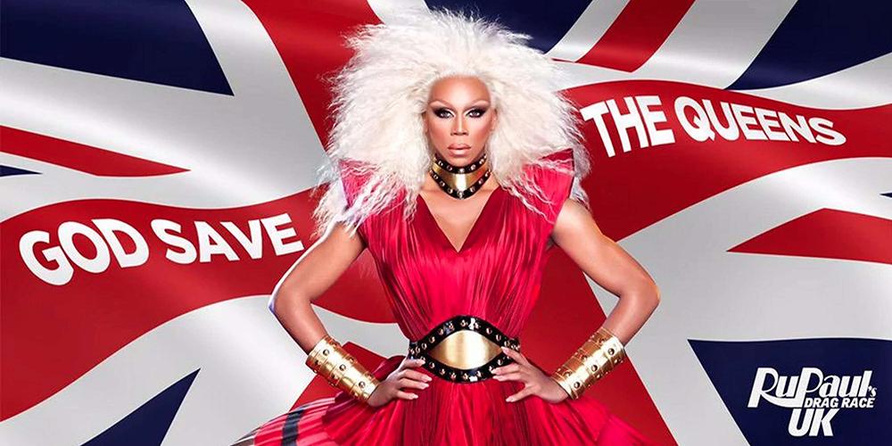 Date confirmée pour la diffusion de «RuPaul's Drag Race UK»