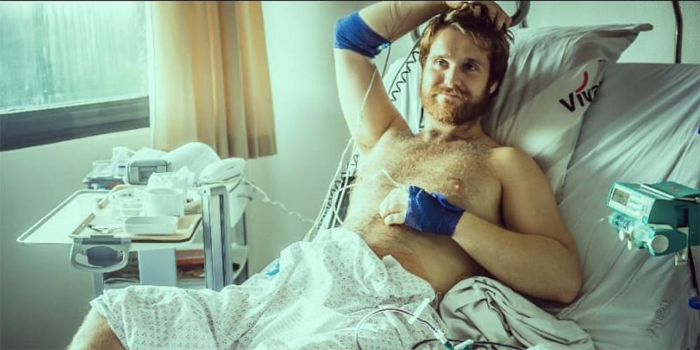 Hospitalisé depuis deux semaines pour une érection permanente, il risque de perdre son pénis