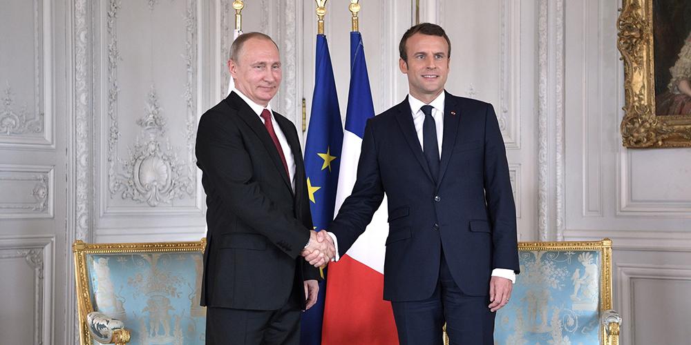 Rencontre Macron-Poutine: Le président français parlera-t-il des droits LGBT?