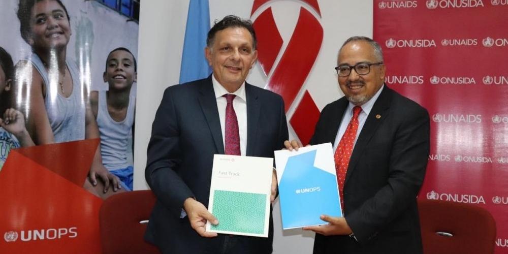 UNAIDS e UNOPS se unem para abordar HIV, IST e diversidade em projetos de gestão pública