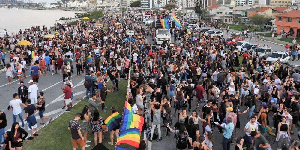 Floripa Recebe Parada LGBT pela 13ª vez e deve reunir mais de 70 mil pessoas