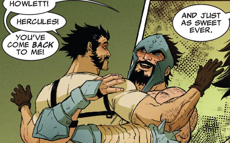 gay marvel queer superheroes hercules