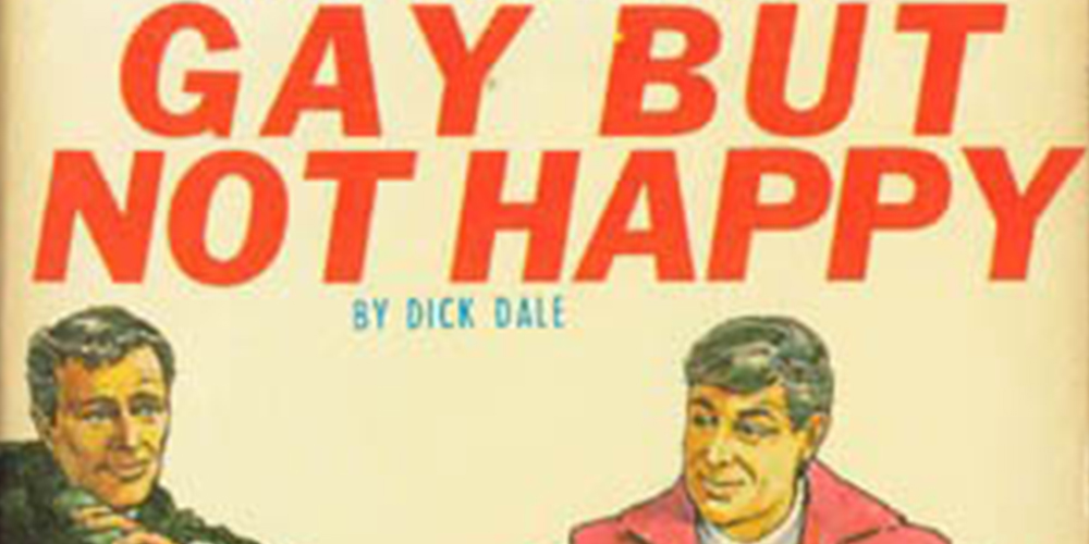 You Need to See These Ridiculously Trashy Gay Pulp Novels