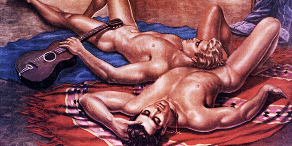 Qui était George Quaintance, l'artiste gay à qui Tom of Finland doit (presque) tout?