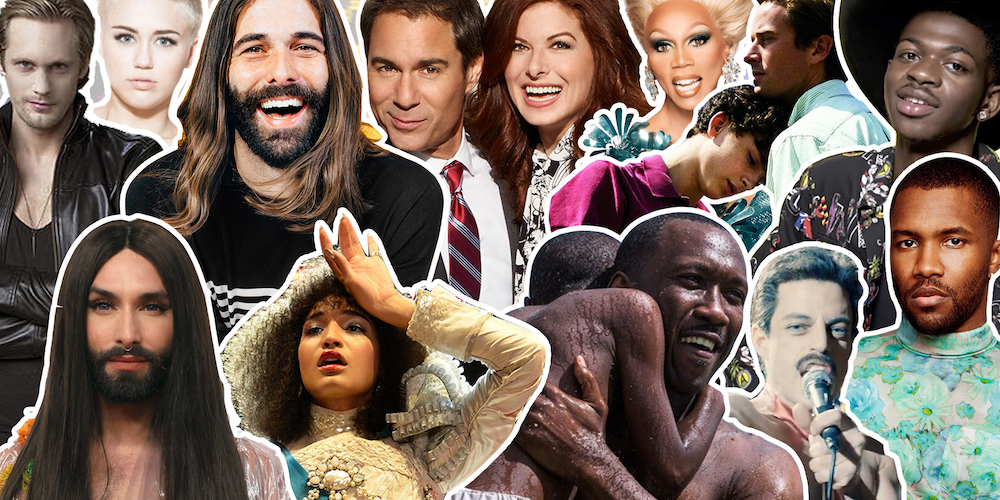 Hornet Users Are Voting on Their Favorite LGBTQ Films, Music, TV, Moments of the Decade