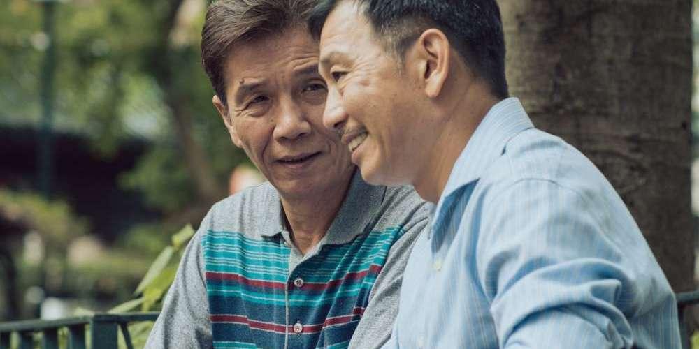 《叔‧叔》獲選《亞洲週刊》十大中文電影 台灣獨家浪漫海報公開