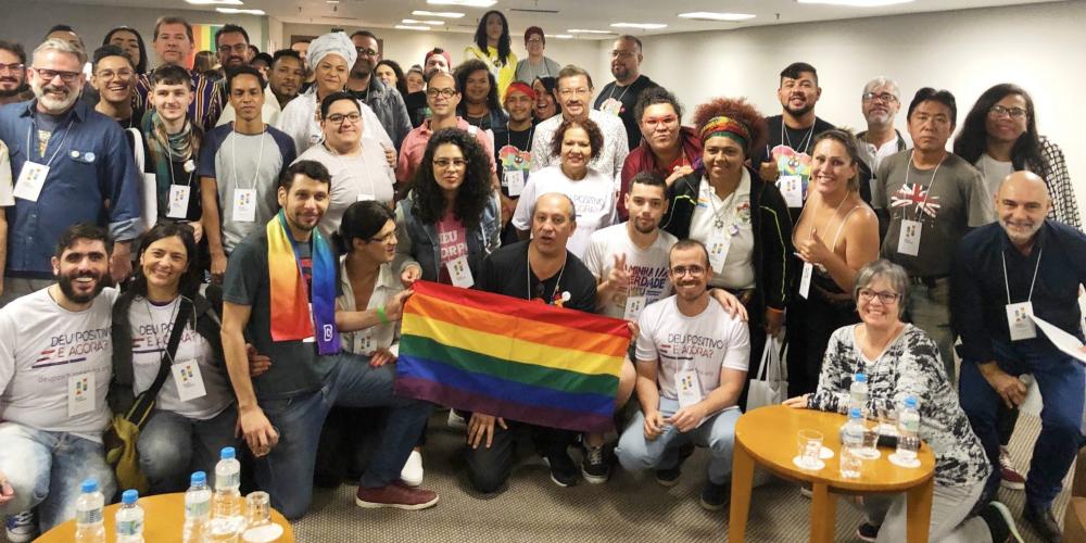 UNAIDS felicita Parada LGBT de SP pela adoção do tema HIV/AIDS para sua 25ª edição, em 2021