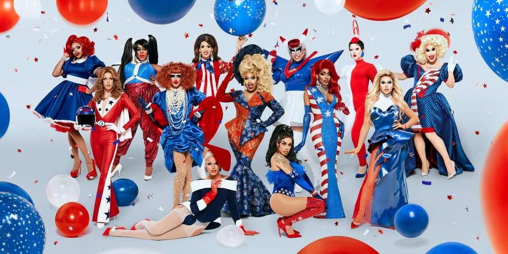 RuPaul's Drag Race, saison 12: Découvrez les candidates!