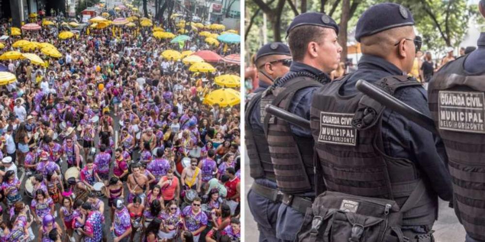 Guarda Municipal de BH faz curso para combate a homofobia, racismo e importunação sexual no Carnaval
