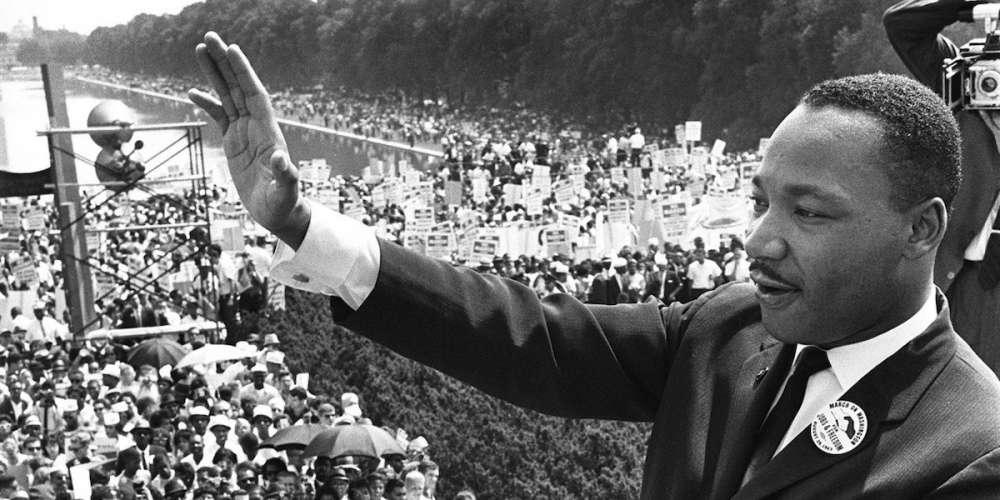 Совет Мартина Лютера Кинга-младшего скрывающемуся подростку