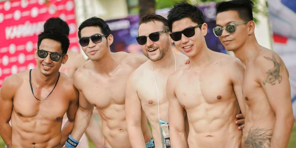 Asia's Biggest Gay Circuit Party, GCircuit Songkran, Has Been Canceled Due to the Coronavirus Outbreak