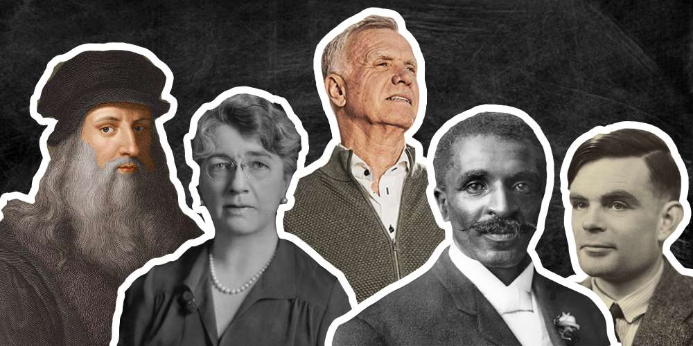 From the Science of Sex to Nazi Destroyers, 11 of the Coolest Queer People in Science
