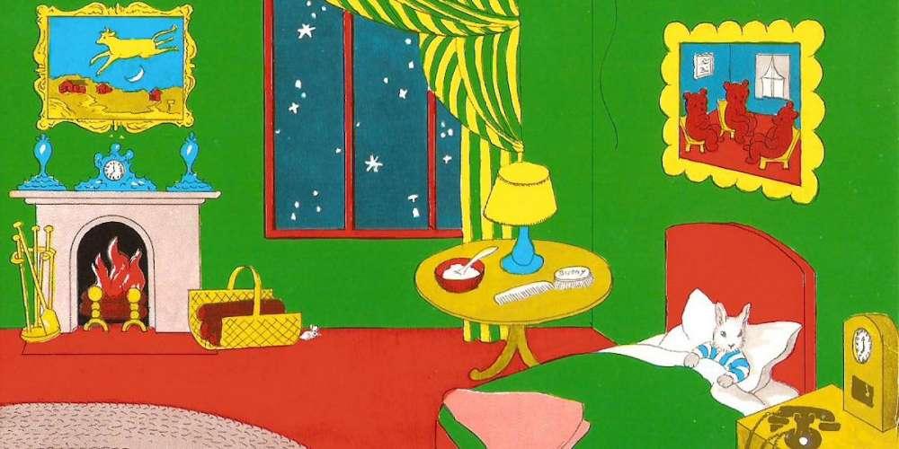 Знали ли вы, что классическая детская книга «Баю-баюшки, луна» была вдохновлена бурным однополым романом?