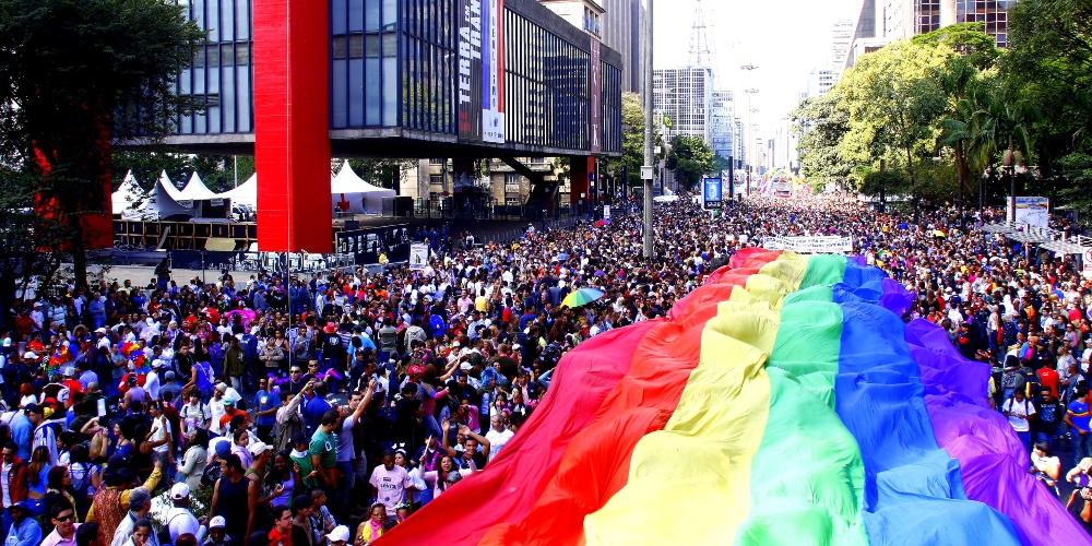 Abertas inscrições para arte do cartaz da Parada LGBT de SP 2020