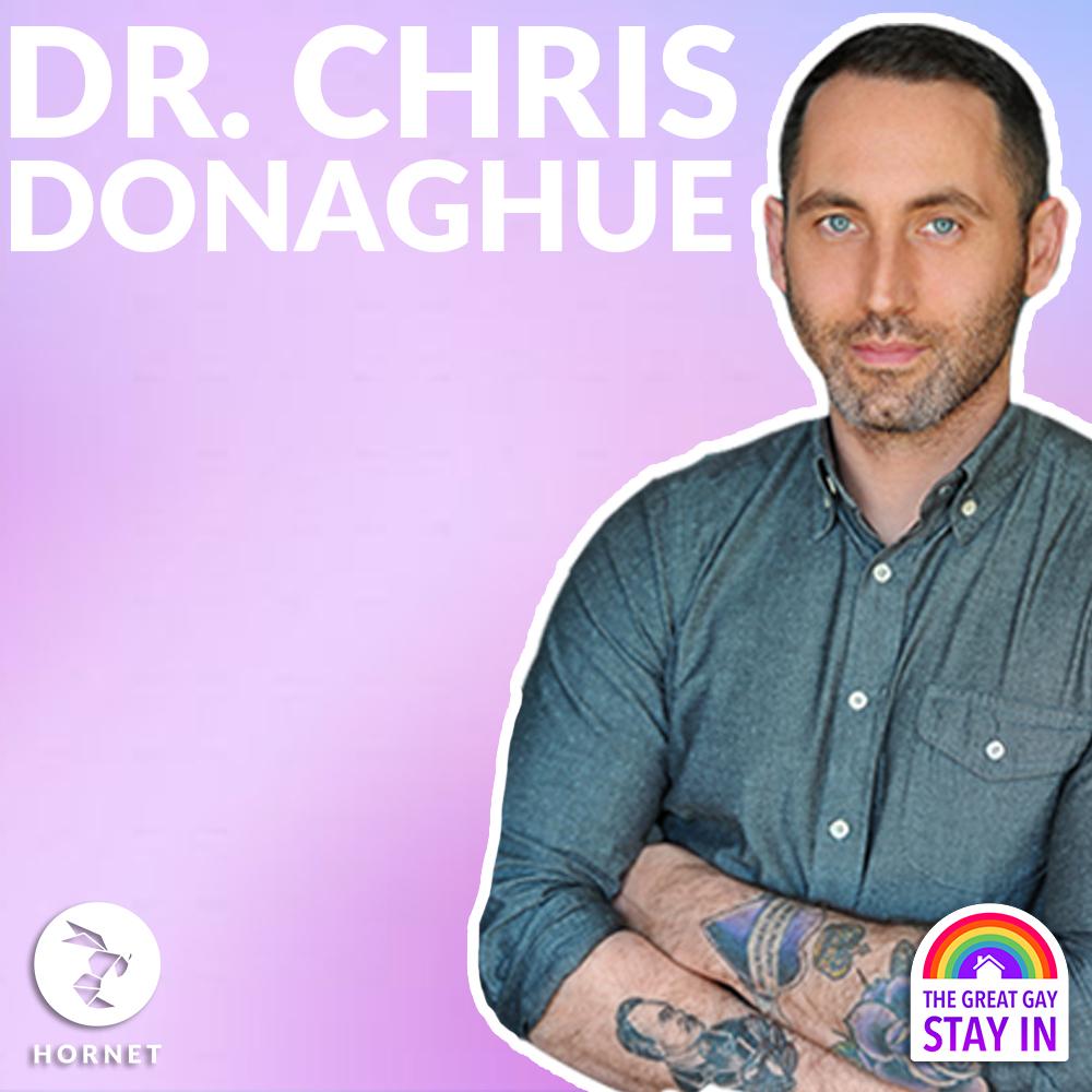 #GreatGayStayin festival dr chris