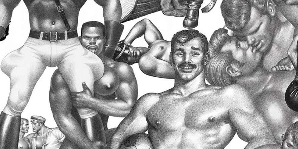 10 الفنانين الرائجة Queer مستوحاة من توم الأسطوري لفنلندا