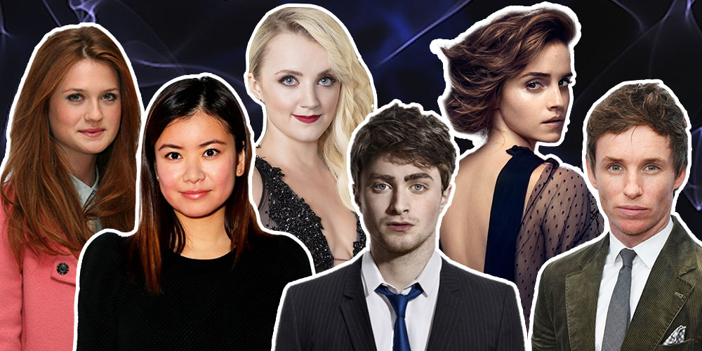 Here Are All the 'Harry Potter' Stars Who Have Responded to JK Rowling's Transphobia