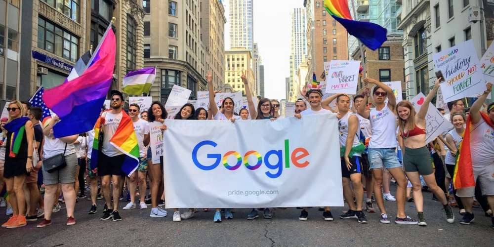 Google Sheets Is Officially Doing More to Celebrate Pride Month than Donald Trump