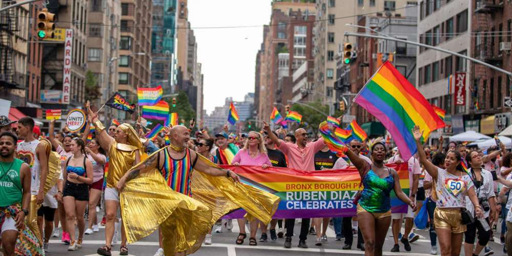How to Celebrate Pride Without a Parade