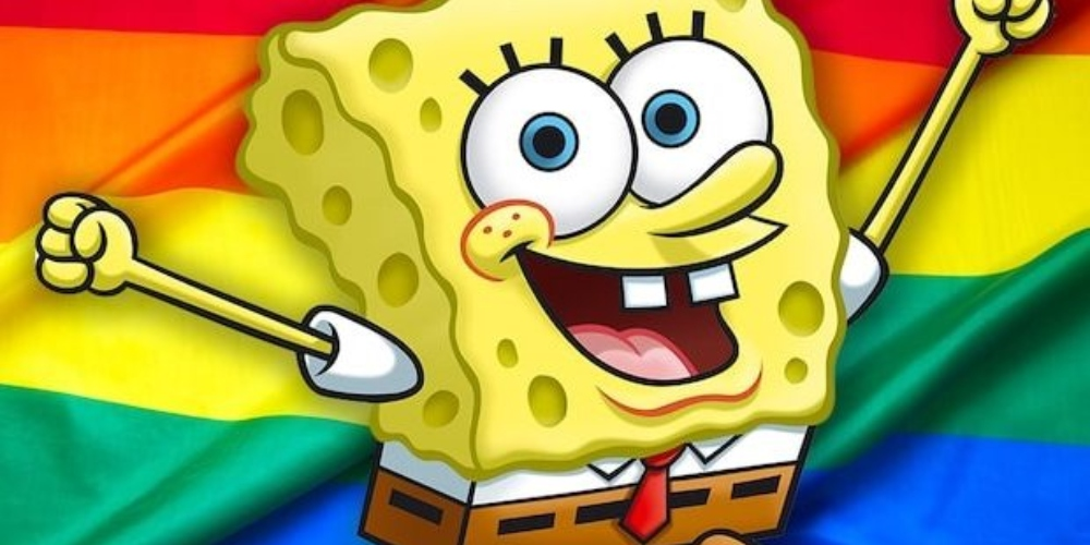 Bob Esponja é gay: Nickelodeon faz revelação para celebrar o Mês do Orgulho