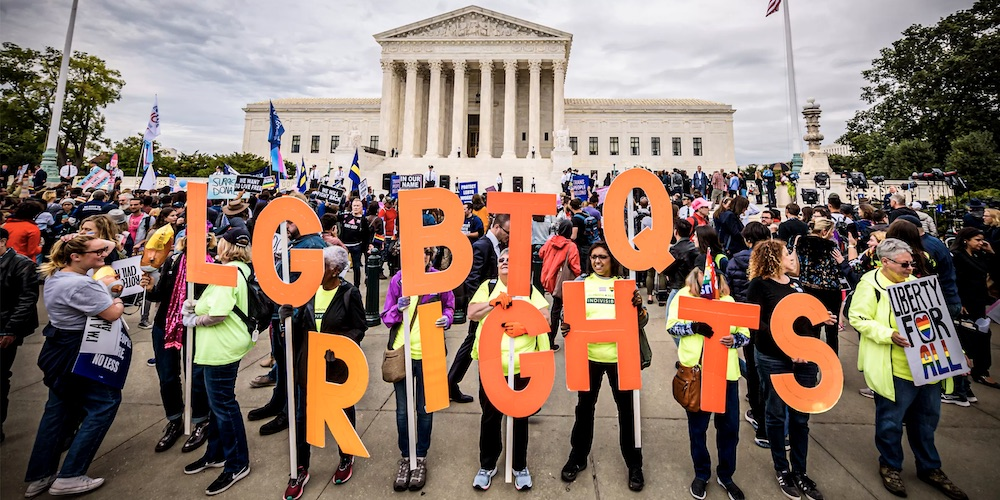 Today's LGBTQ Supreme Court Victory Sits on the Shoulders of Black Americans' Vital Contributions