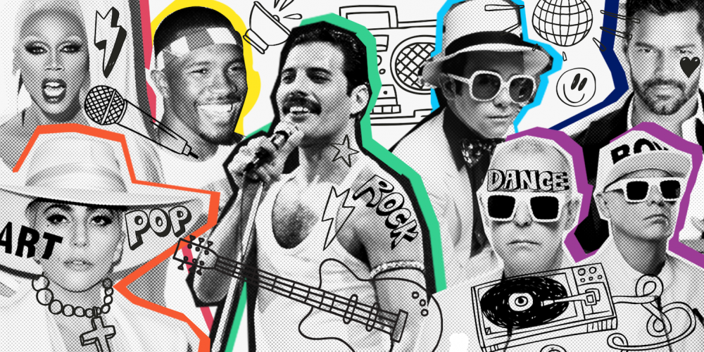 The Ultimate A-to-Z Encyclopedia of LGBTQ Musicians and Bands, Pt. 4 (P–S)