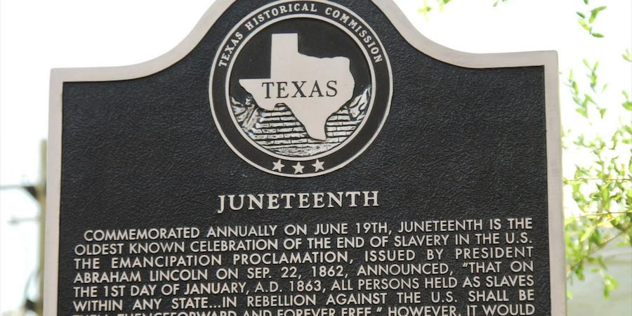 ¿Qué es Juneteenth y cómo lo celebro.