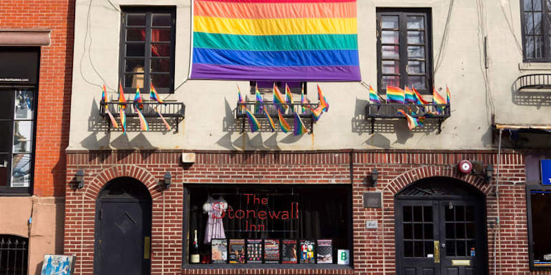 Iconic LGBTQ Landmark The Stonewall Inn Is in Danger of Closing for Good
