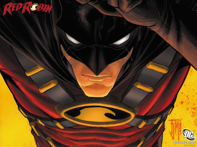 dc comics red robin