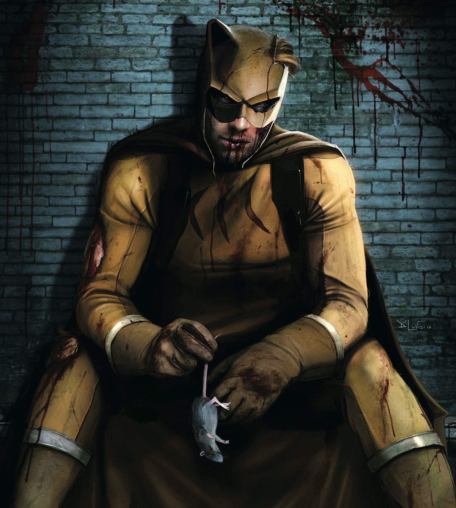 dc comics catman