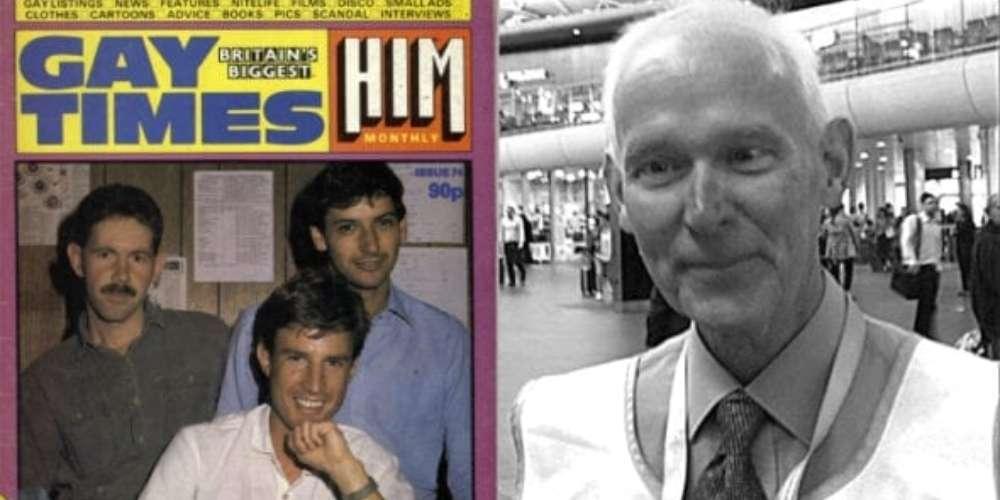 Morre Chris Graham-Bell, fundador da Revista Gay Times