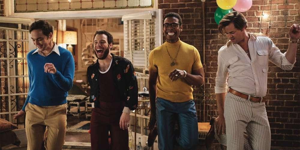 'The Boys in the Band' de Netflix es una cápsula del tiempo de las neurosis gay anteriores a Stonewall