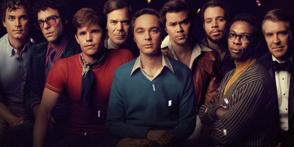 The Boys In The Band | Jim Parsons fala como foi estar em elenco só de atores gays