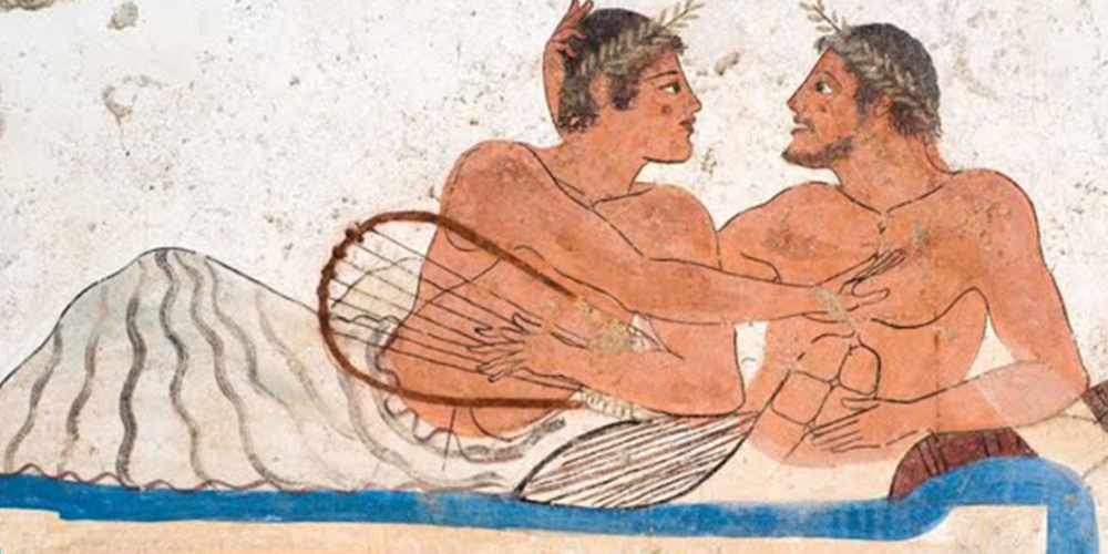 This Ancient Roman Holiday Is the Real 'Gay Christmas'