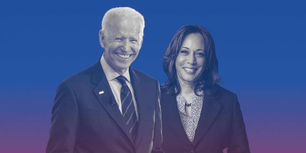 Hornet Endorses Biden/Harris for the White House