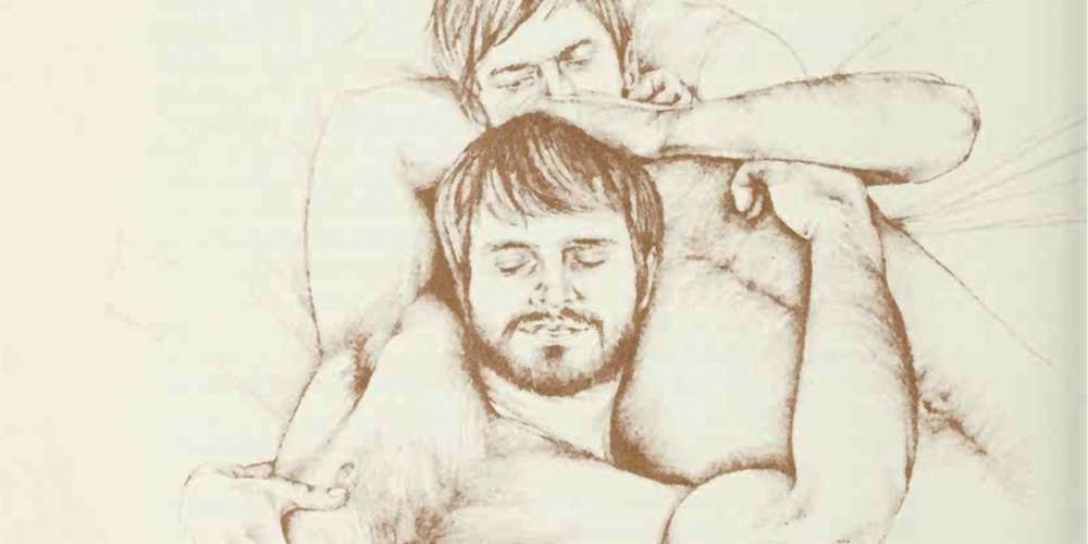 'The Joy of Gay Sex' Is 43 Years Old. Let's Celebrate Its Provocative Illustrations