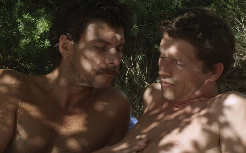 best gay horror films, halloween binge-watch, stranger by the lake