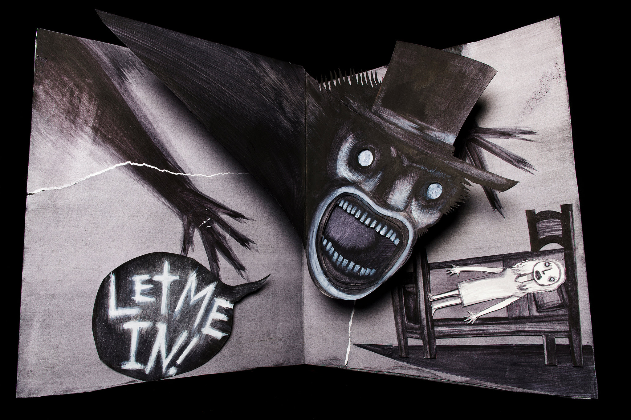 best gay horror films, halloween binge-watch, babadook