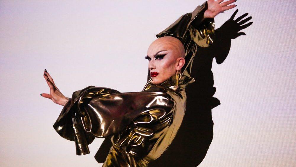 queer quibi shows sasha velour nightgowns