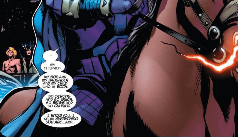 MCU straightwash, gay MCU, Loki Thor Odin
