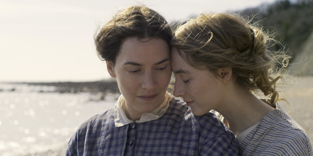 'Ammonite' Offers a Thrilling, Superbly Acted Lesbian Love Story