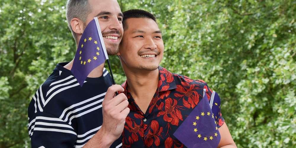 L'Union européenne dévoile un plan contre les discriminations et la haine anti-LGBT+