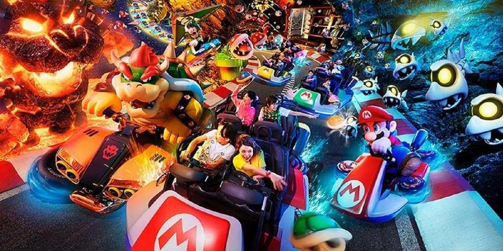 Super Nintendo World: เรารู้อะไรบ้างเกี่ยวกับสวนสนุกแห่งใหม่ที่กำลังมา