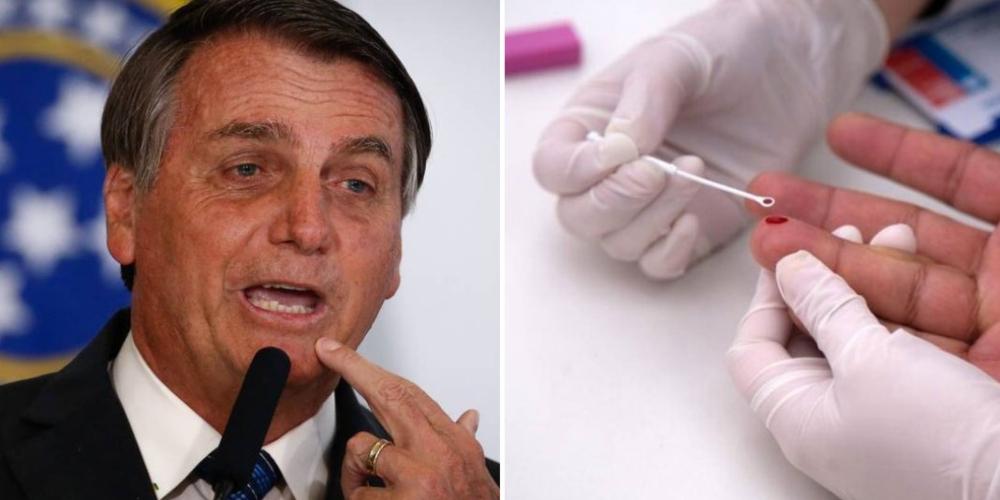 Governo Bolsonaro desmonta programas de HIV e Hepatite C