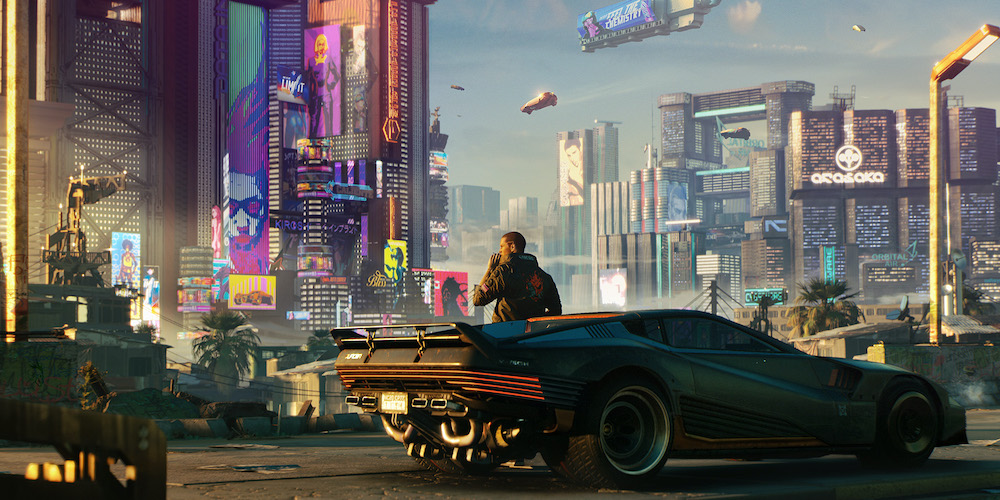 7 Reasons Why Gaymers Are Going to Love 'Cyberpunk 2077'